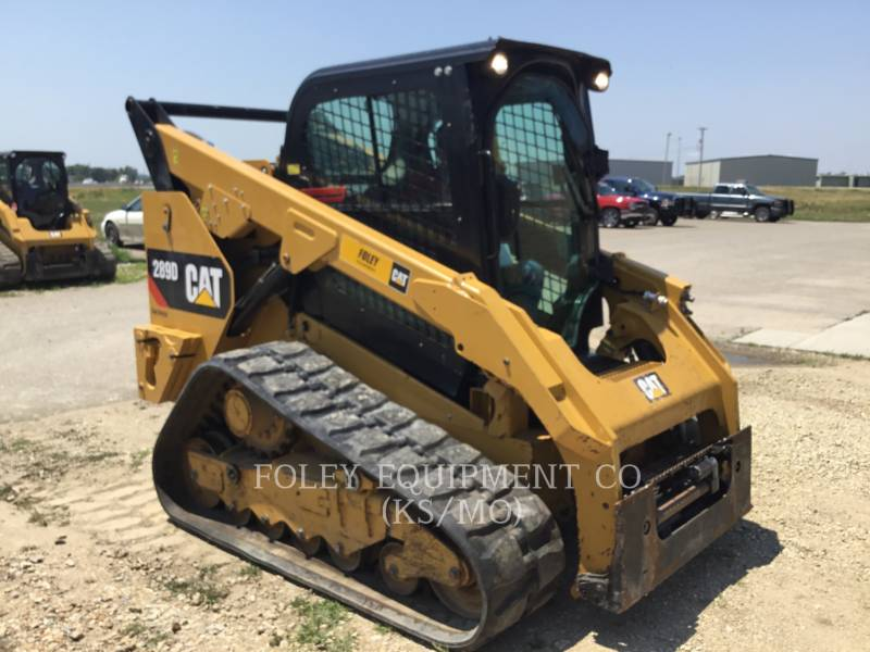 CATERPILLAR MINICARGADORAS 289DSTD2CA equipment  photo 1