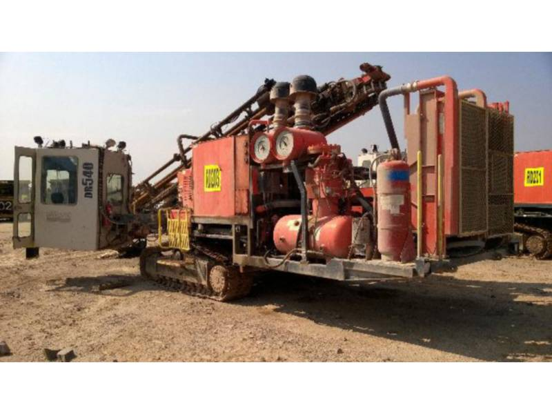 SANDVIK MINING & CONSTRUCTION ROTARY BLASTHOLE DRILLS DR540 equipment  photo 5