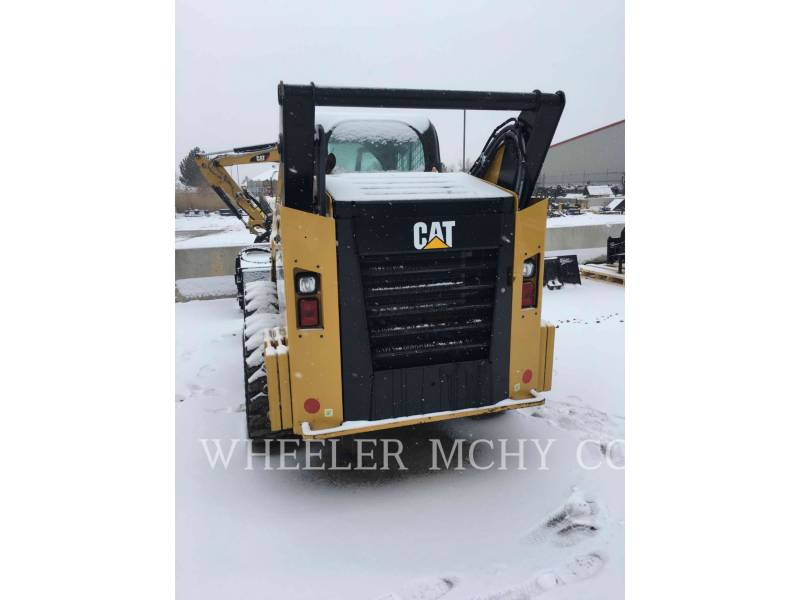 CATERPILLAR CHARGEURS COMPACTS RIGIDES 262D C3-H2 equipment  photo 9
