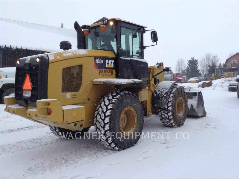 CATERPILLAR RADLADER/INDUSTRIE-RADLADER 930K FC equipment  photo 3