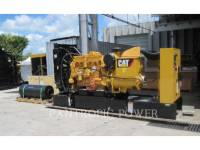Equipment photo CATERPILLAR 3406C STATIONARY GENERATOR SETS 1