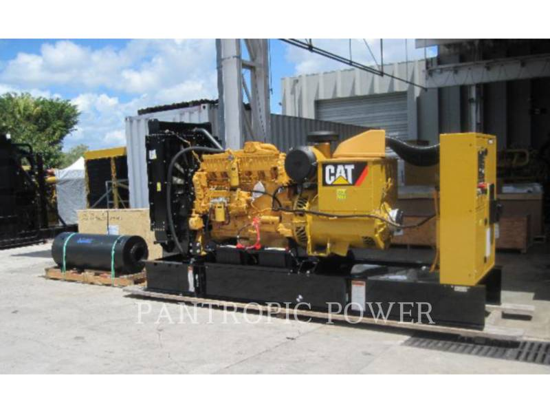CATERPILLAR STATIONARY GENERATOR SETS 3406C equipment  photo 1