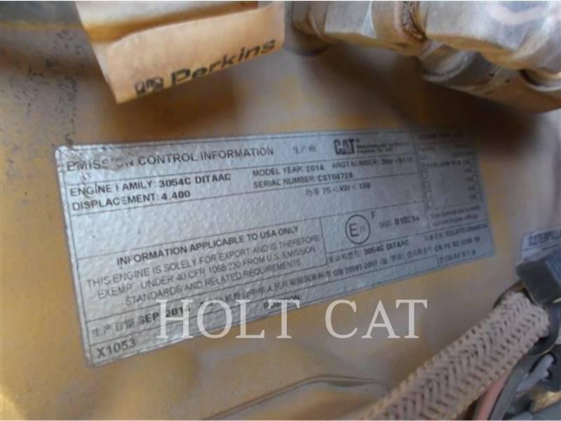 CATERPILLAR COMPACTEUR VIBRANT, MONOCYLINDRE À PIEDS DAMEURS CS533E equipment  photo 8