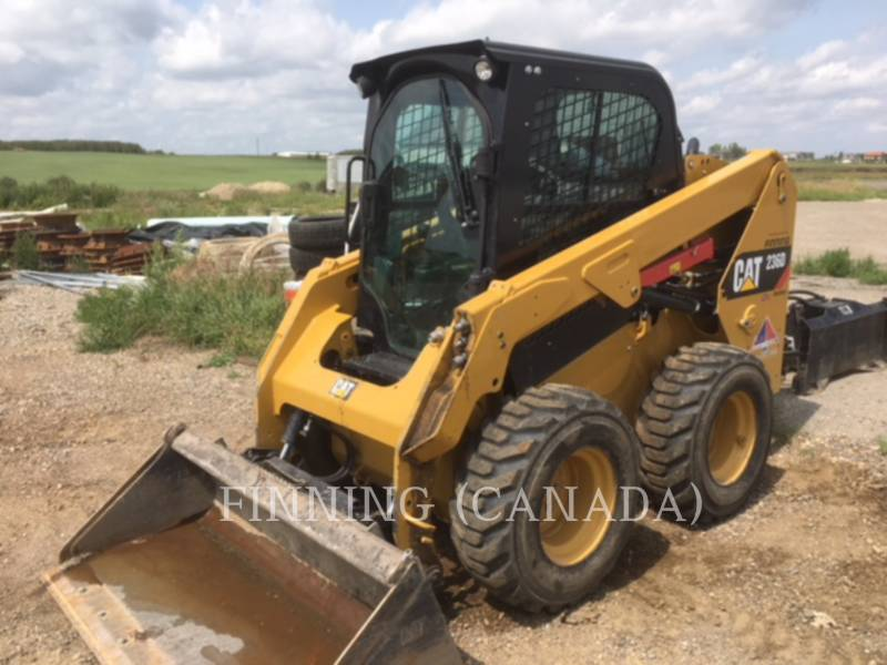 CATERPILLAR SCHRANKLADERS 236DLRC equipment  photo 1