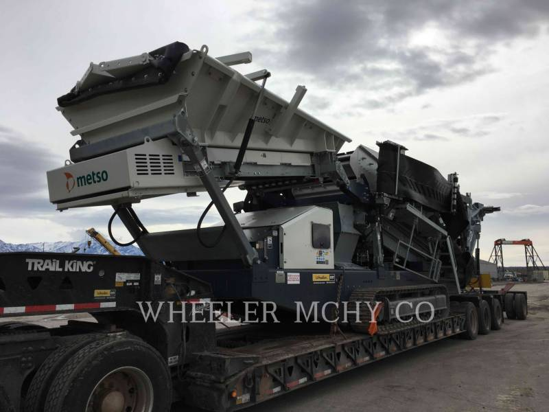 METSO CRIBAS ST2.8 SCRN equipment  photo 2