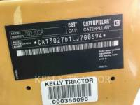 CATERPILLAR KETTEN-HYDRAULIKBAGGER 302.7DCR equipment  photo 13