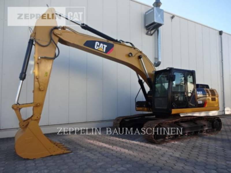 CATERPILLAR ESCAVATORI CINGOLATI 323D2L equipment  photo 1