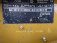 CATERPILLAR DELTALADER 299D equipment  photo 2