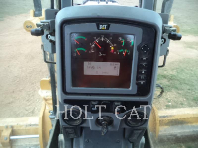CATERPILLAR MOTOR GRADERS 140M3 equipment  photo 10