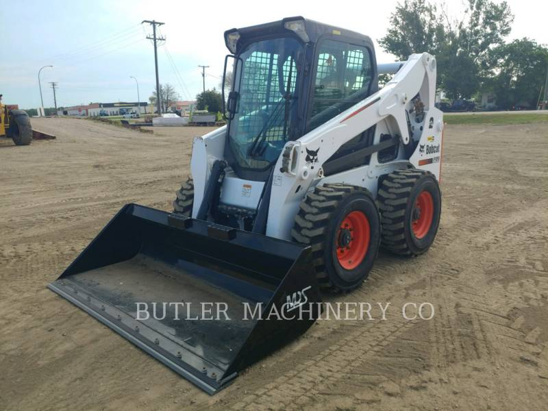 BOBCAT MINICARREGADEIRAS S650 equipment  photo 1