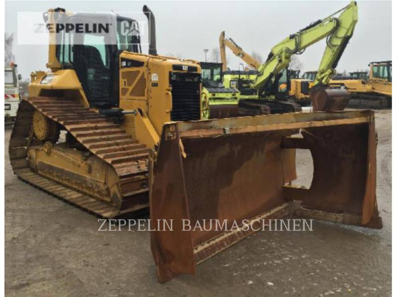 CATERPILLAR KETTENDOZER D6NMP equipment  photo 2