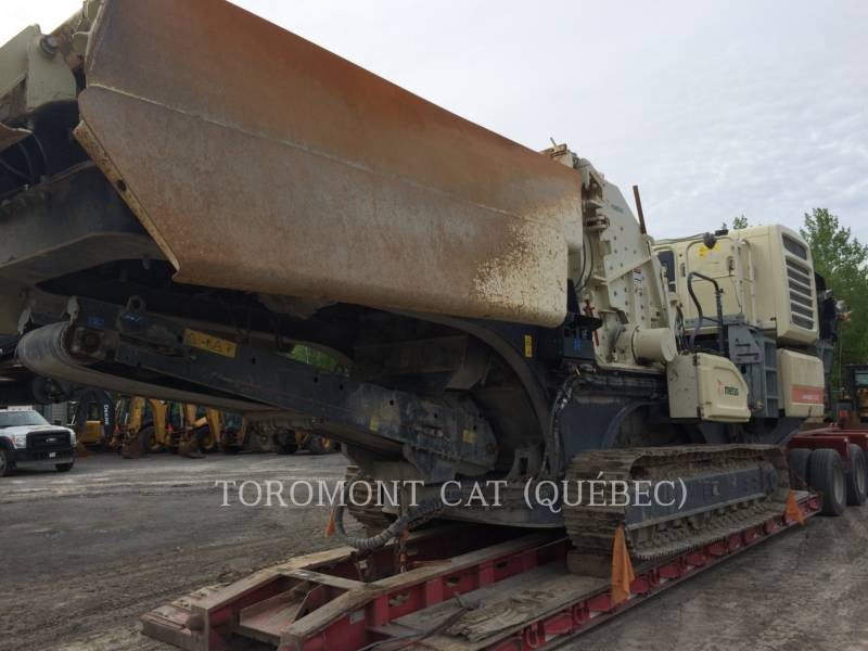 METSO TRITURADORES LT1213 equipment  photo 4