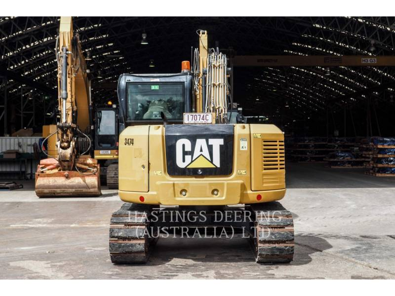 CATERPILLAR トラック油圧ショベル 308ECRSB equipment  photo 8