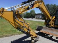 CATERPILLAR TRACK EXCAVATORS 308E2 CRCB equipment  photo 10