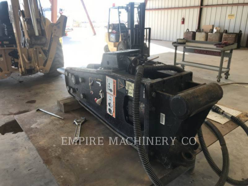 CATERPILLAR AG - HAMMER H90C equipment  photo 2