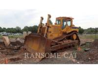 Equipment photo CATERPILLAR D8N TRACK TYPE TRACTORS 1