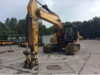 Equipment photo CATERPILLAR 323FL KETTEN-HYDRAULIKBAGGER 1