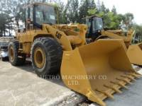 CATERPILLAR CARGADORES DE RUEDAS 950FII equipment  photo 4