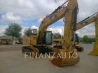 Equipment photo CATERPILLAR 330FLN EXCAVADORAS DE CADENAS 1