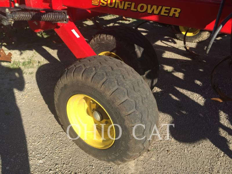 SUNFLOWER MFG. COMPANY APPARECCHIATURE PER COLTIVAZIONE TERRENI SF6433-43 equipment  photo 6