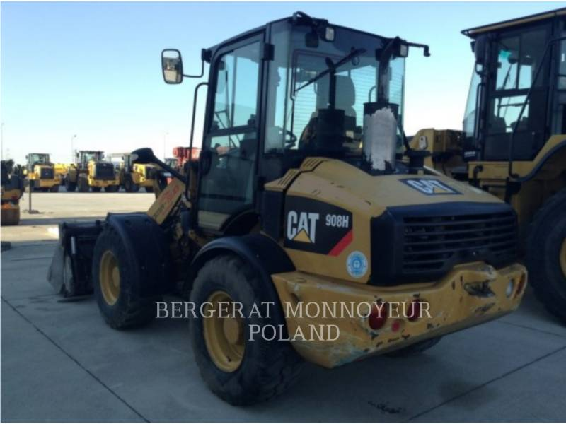 CATERPILLAR RADLADER/INDUSTRIE-RADLADER 908H equipment  photo 6