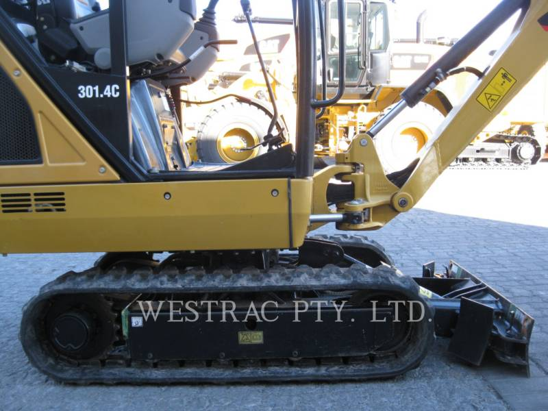 CATERPILLAR PELLES SUR CHAINES 301.4C equipment  photo 5