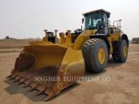 Equipment photo CATERPILLAR 980M AG WHEEL LOADERS/INTEGRATED TOOLCARRIERS 1