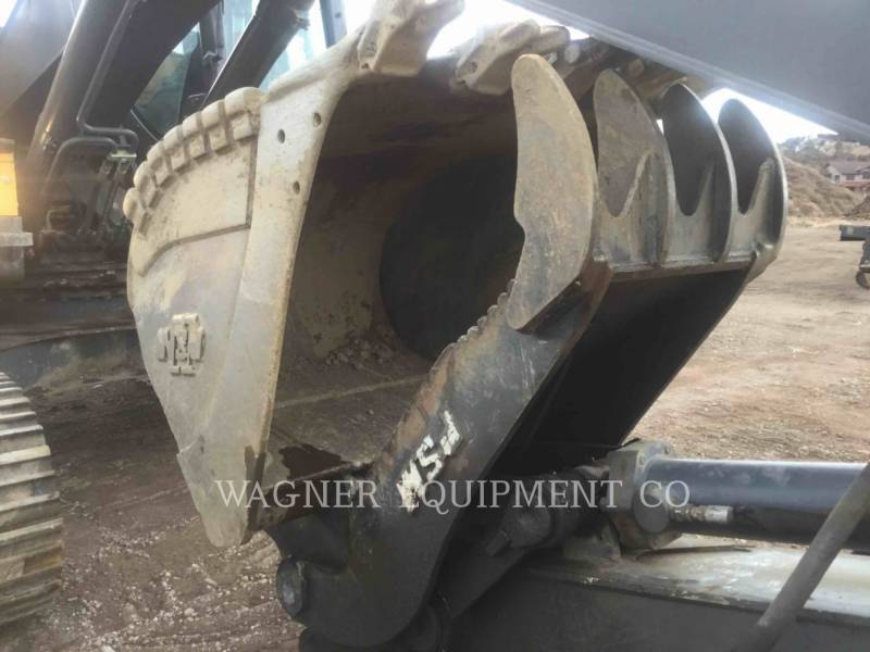 VOLVO CONSTRUCTION EQUIPMENT KETTEN-HYDRAULIKBAGGER ECR 235DL equipment  photo 6