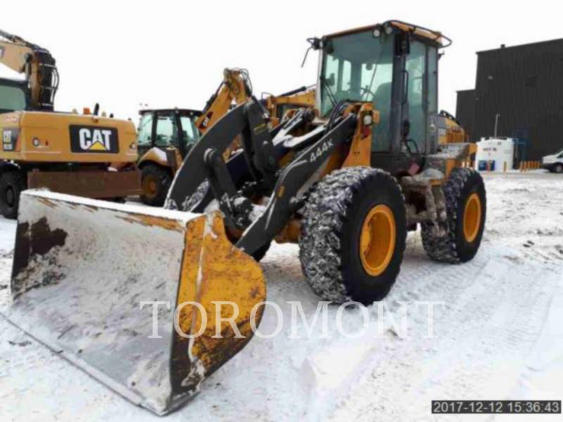 DEERE & CO. RADLADER/INDUSTRIE-RADLADER 444K equipment  photo 2