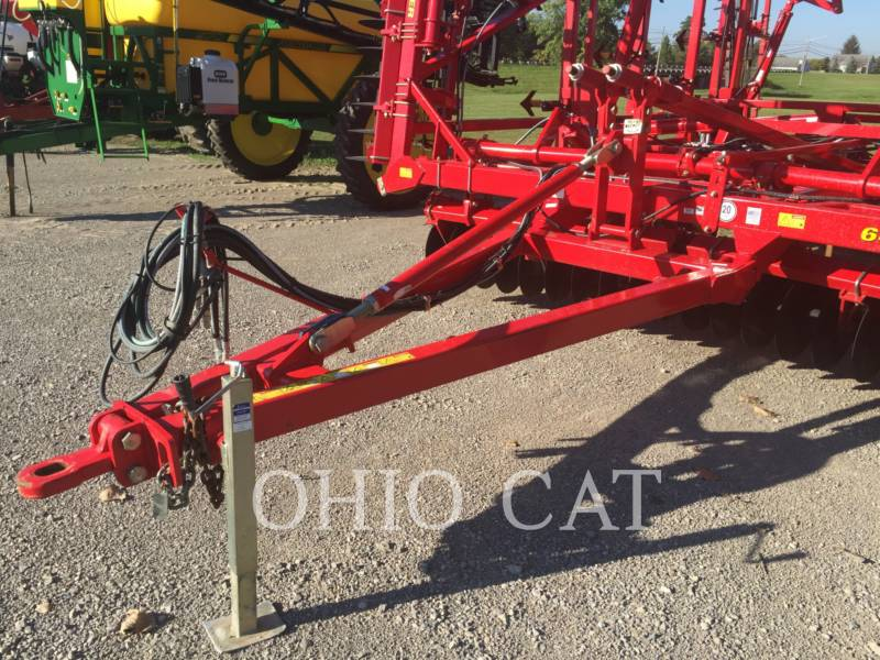 SUNFLOWER MFG. COMPANY APPARECCHIATURE PER COLTIVAZIONE TERRENI SF6433-43 equipment  photo 5