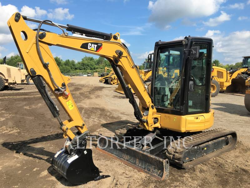 CATERPILLAR ESCAVATORI CINGOLATI 304E2CR equipment  photo 1