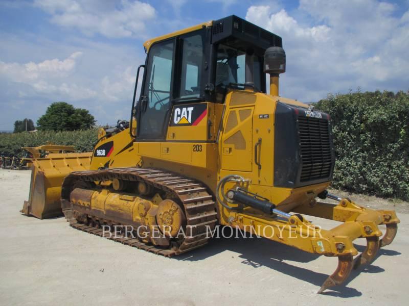 CATERPILLAR KETTENLADER 963D equipment  photo 6