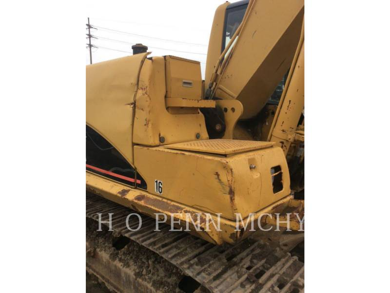 CATERPILLAR KETTEN-HYDRAULIKBAGGER 315CL equipment  photo 6