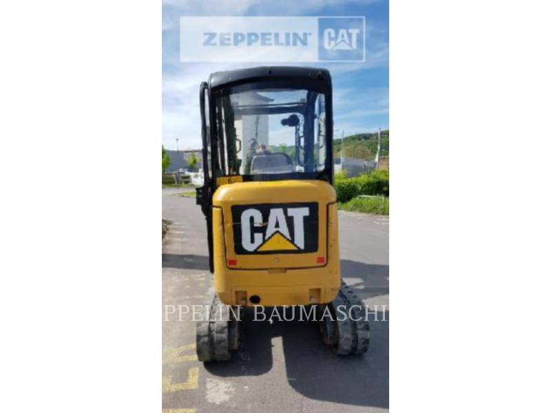 CATERPILLAR トラック油圧ショベル 302.4D equipment  photo 9
