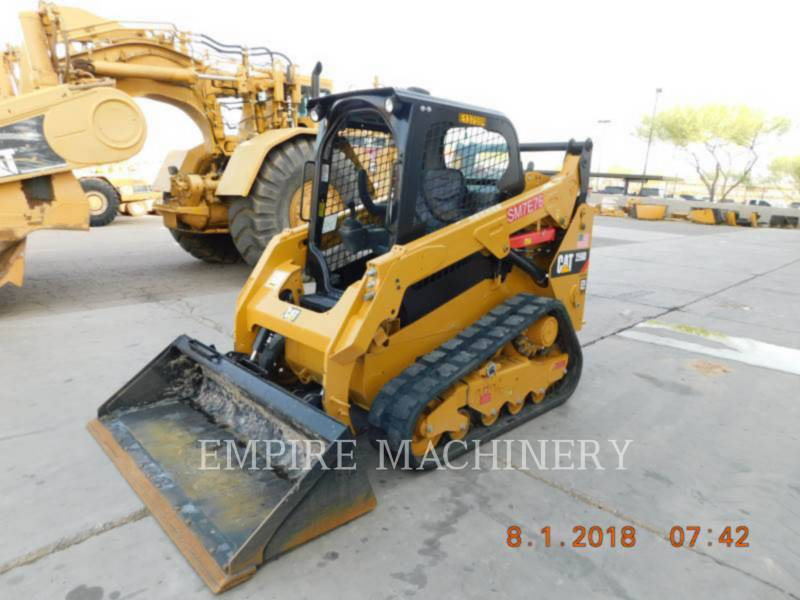 CATERPILLAR CARGADORES MULTITERRENO 259D equipment  photo 4