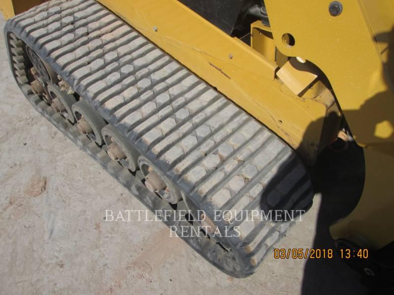 CATERPILLAR 多様地形対応ローダ 257D equipment  photo 8