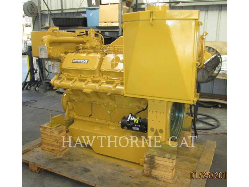 CATERPILLAR MARINA - PROPULSIONE 3412C DITA equipment  photo 2