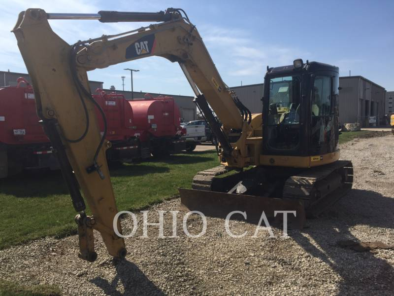 CATERPILLAR KETTEN-HYDRAULIKBAGGER 308DCR SB equipment  photo 1
