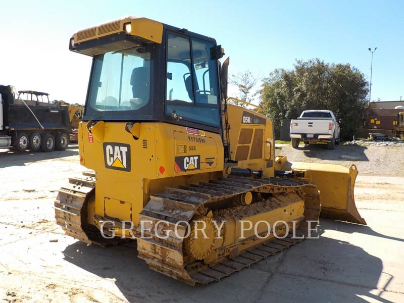 CATERPILLAR KETTENDOZER D5K2 LGP equipment  photo 11