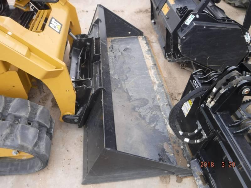 CATERPILLAR CHARGEURS TOUT TERRAIN 299D equipment  photo 9