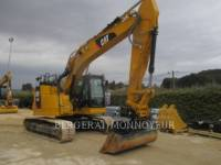 CATERPILLAR TRACK EXCAVATORS 325FLCR equipment  photo 9