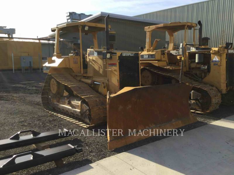 CATERPILLAR TRACK TYPE TRACTORS D6MXL equipment  photo 13