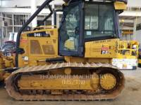 CATERPILLAR TRACK TYPE TRACTORS D4K2 LGP equipment  photo 1