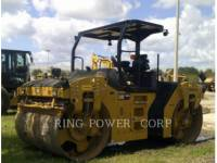 CATERPILLAR TANDEMVIBRATIONSWALZE, ASPHALT CB64B equipment  photo 3