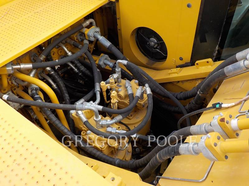 CATERPILLAR KETTEN-HYDRAULIKBAGGER 349E L equipment  photo 17