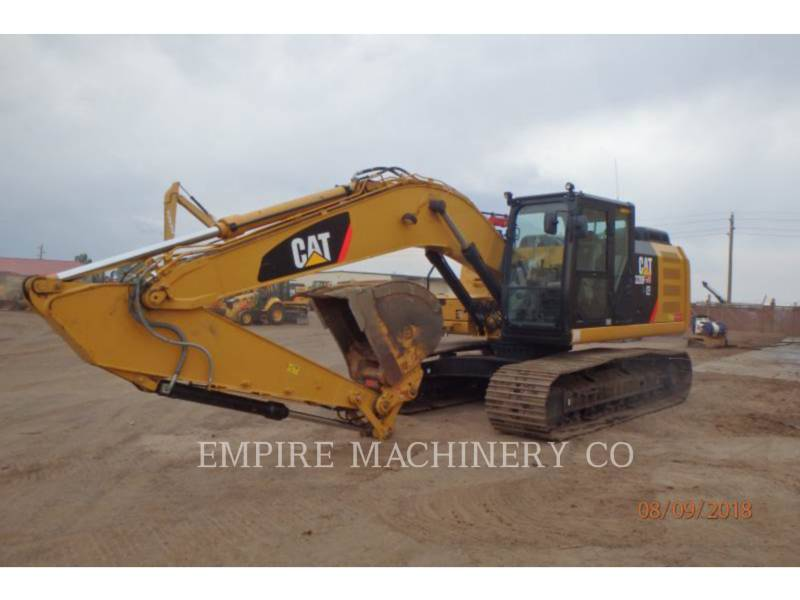 CATERPILLAR ESCAVADEIRAS 320FL equipment  photo 4
