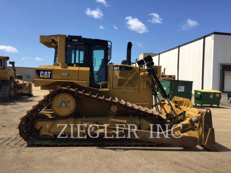 CATERPILLAR TRACK TYPE TRACTORS D6TLGPA equipment  photo 7