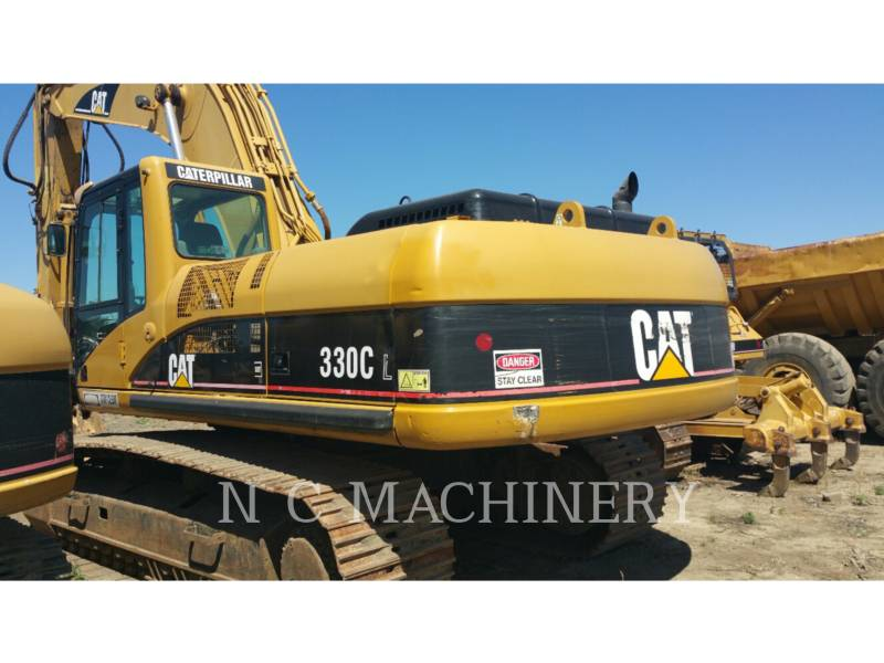 CATERPILLAR EXCAVADORAS DE CADENAS 330C L equipment  photo 3