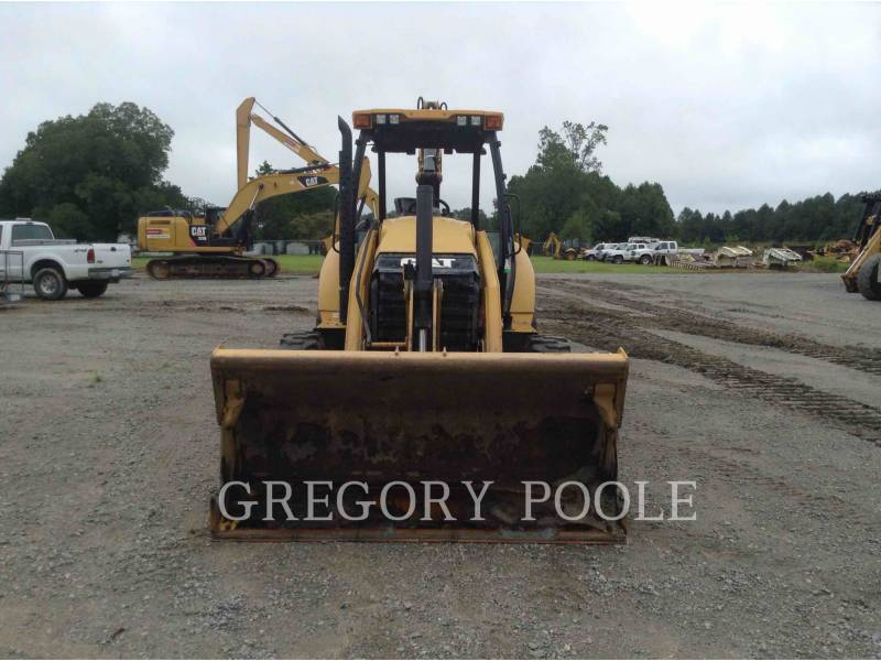 CATERPILLAR RETROESCAVADEIRAS 420F/4MT equipment  photo 5