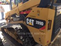 CATERPILLAR CHARGEURS TOUT TERRAIN 289 D equipment  photo 3
